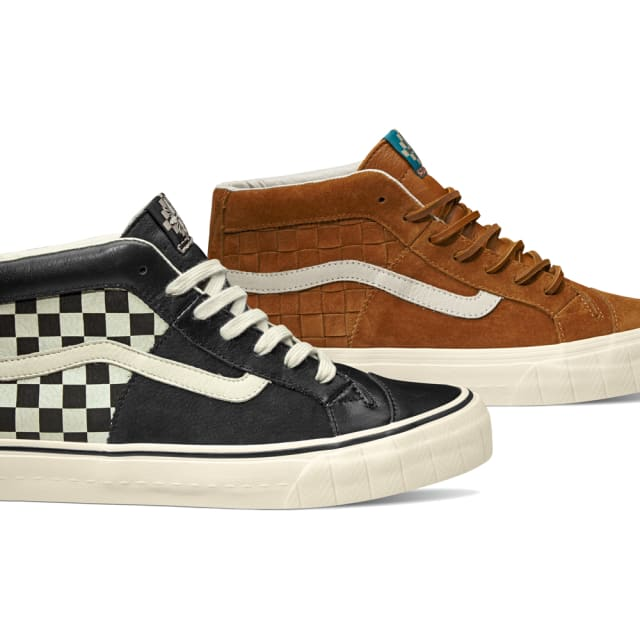 Taka Hayashi Pays Homage to Vans' Checkerboard History in ...