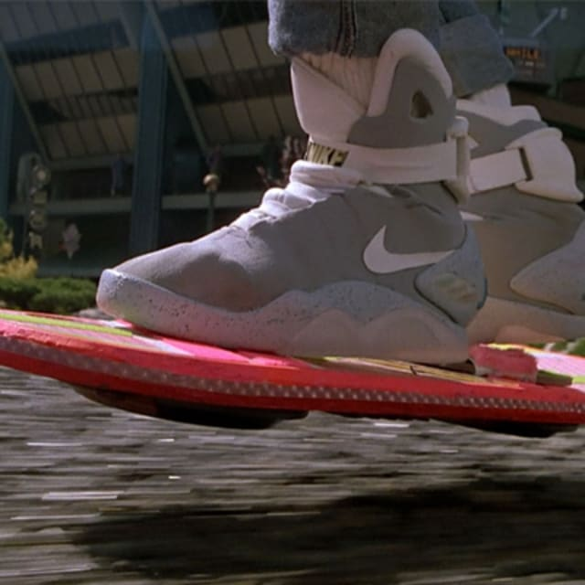 new style f45aa 43487 ... Bttf Hoverboard  Be Marty McFly  Back To The Future II Hoverboard Up For