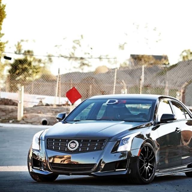 Cadillac Ats 2012: D3 Customizes The Cadillac ATS