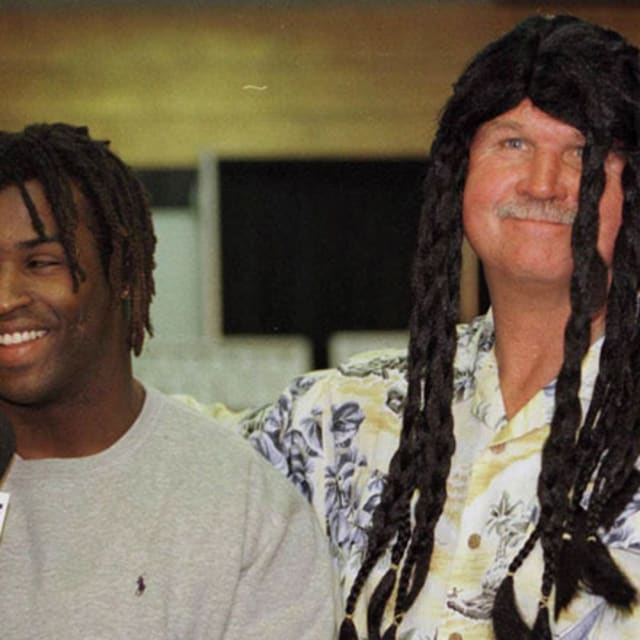 Ricky Williams Gives His Response To Mike Ditka S Rams