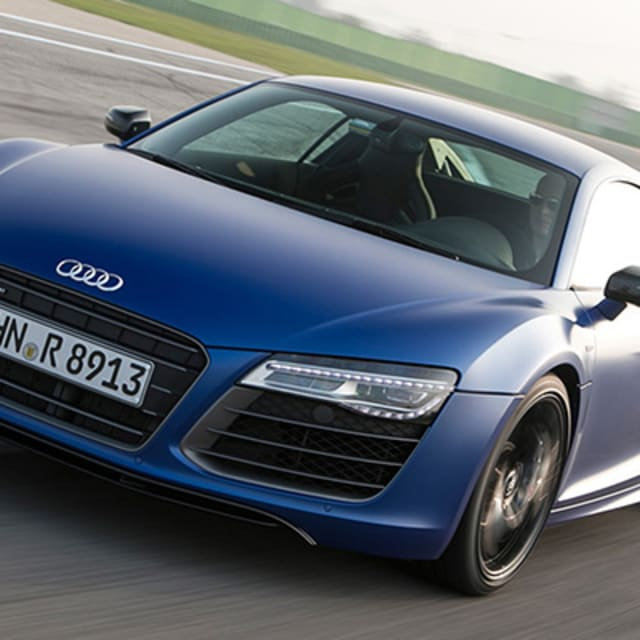 Audi Announces Starting Price For 2014 R8