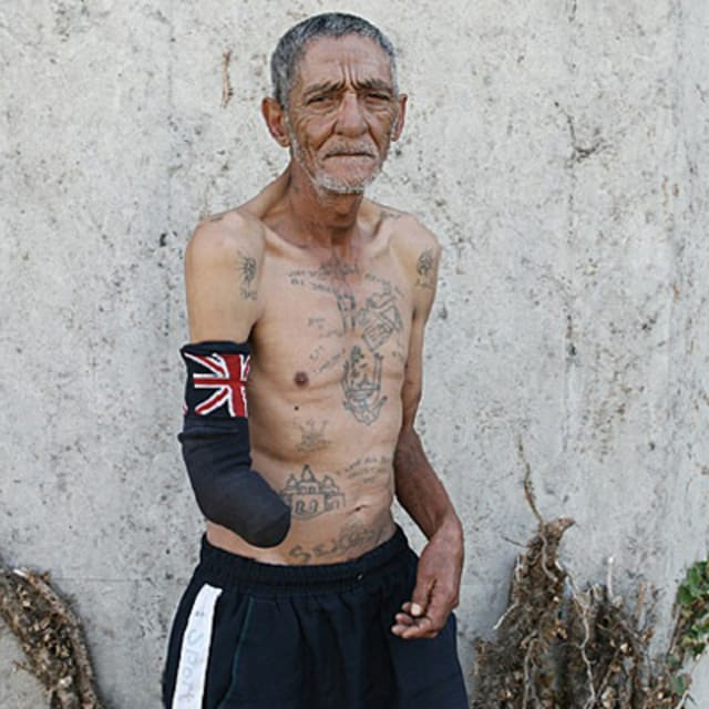 powerful photos of the  u0026quot number u0026quot  prison gangs in south