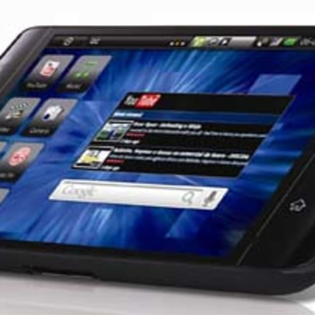 Between Tablet and Smartphone: Dell streak