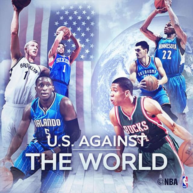 Nba Rising Stars Challenge: USA Vs. The World: There's A New Format For The NBA Rising