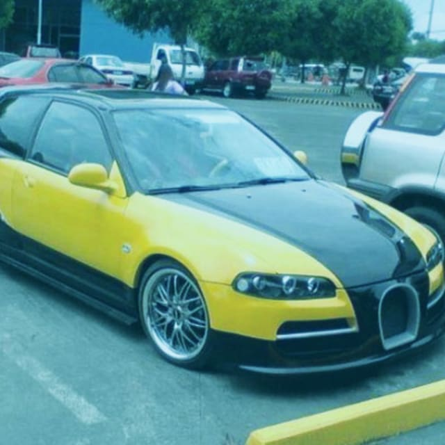 Bugatti 25 Of The Worst Honda Civic Customs Ever Complex