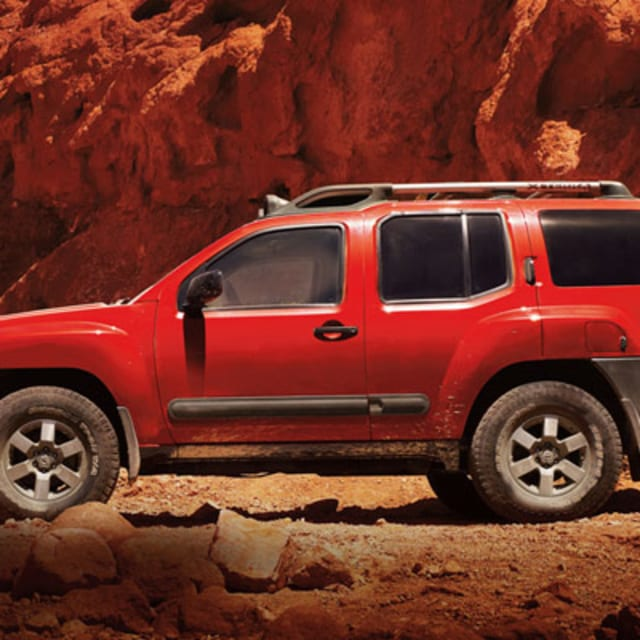 test drive 2013 nissan xterra pro 4x a t complex. Black Bedroom Furniture Sets. Home Design Ideas