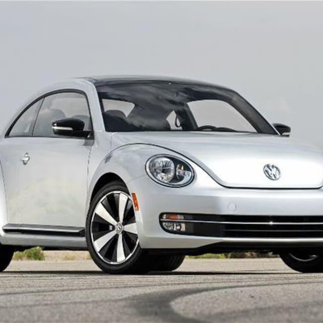 Volkswagen Beetle Turbo Price: Test Drive: The 2012 Volkswagen Beetle Goes Turbo