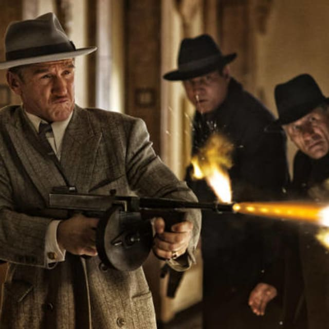 """""""Gangster Squad"""" Director Weighs In On Cutting Shooting"""