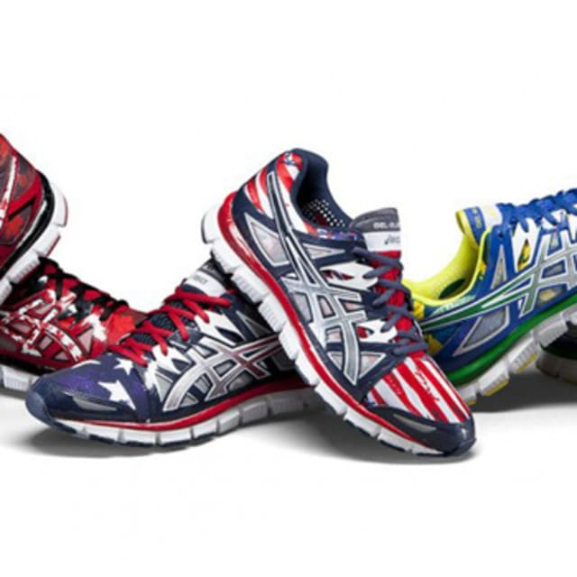 Asics Releases The Gel Blur 33 2 0 Flag Collection Complex