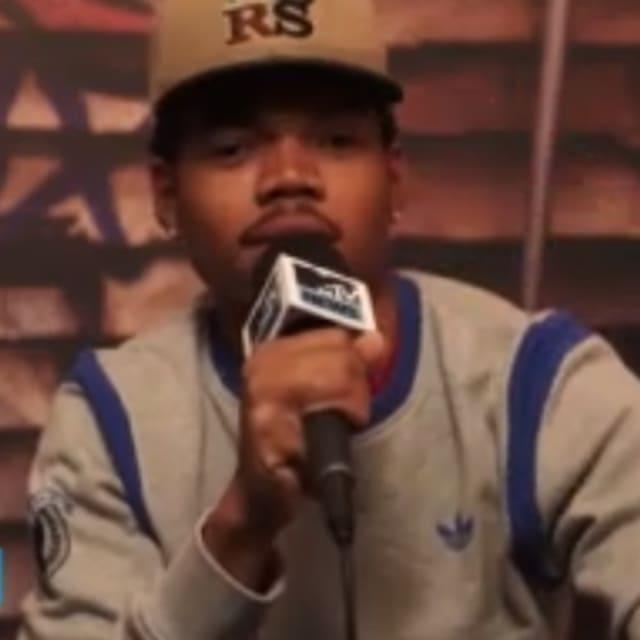 Chance The Rapper Breaks Down Important Lyrics On Acid