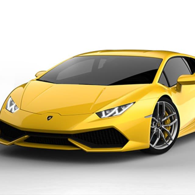 Lamborghini Egoista Red: OFFICIAL: The Huracán LP 610-4 Is Lamborghini's New V10