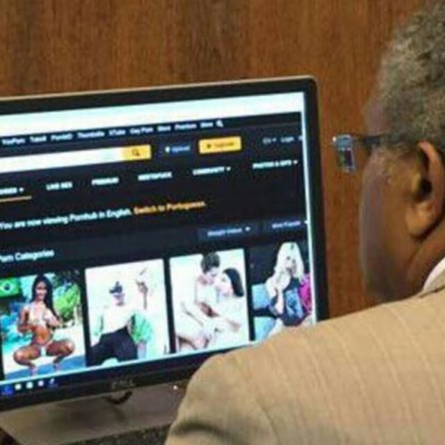 Politician Caught Surfing Pornhub During Council Meeting  Complex-2570