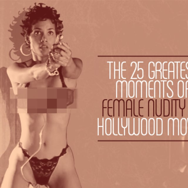 Barbarella - The 25 Greatest Moments Of Female Nudity In