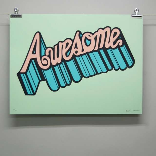 Rooms: Awesome Art Prints By We Are Brainstorm