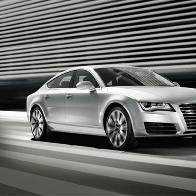 Test Drive: The 2012 Audi A7 Redefines The Coupe