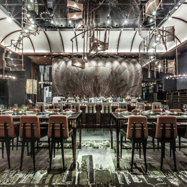 The New AMMO Restaurant In Hong Kong
