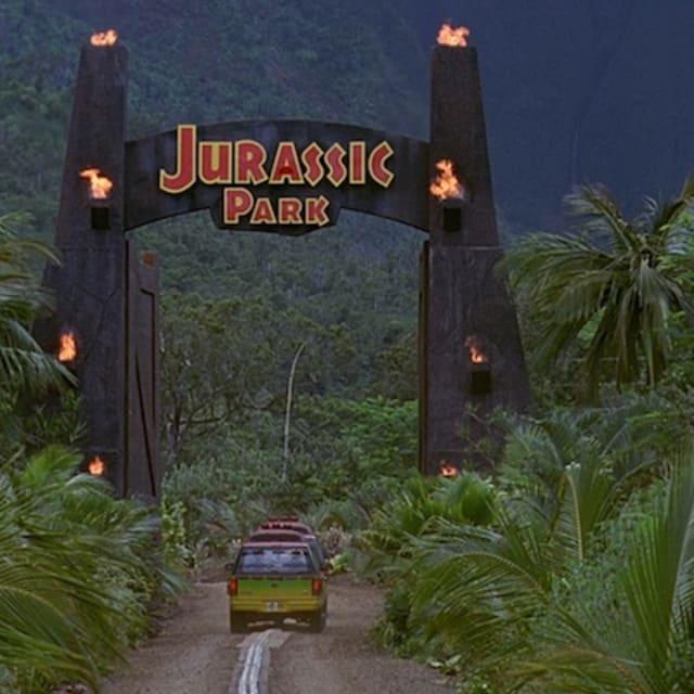 Jurassic park release date in Melbourne