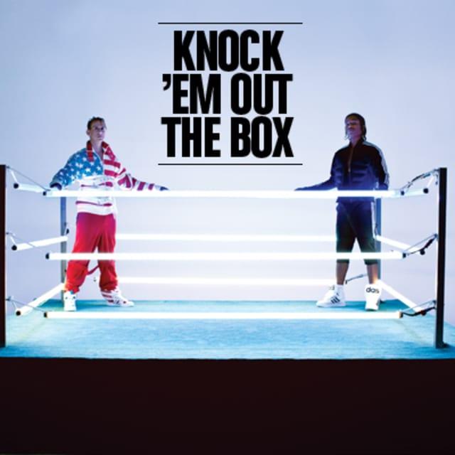 A Ap Rocky  U0026 Jeremy Scott  Knock  U2019em Out The Box  2012