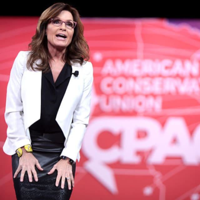 Sarah Palin Says Planned Parenthood Logo Is Worse Than