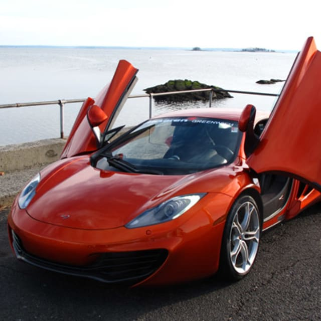 Test Drive: The McLaren MP4-12C Is Every Bit Of A Street