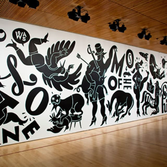 Preview parra at sfmoma complex for Bob marley mural san francisco