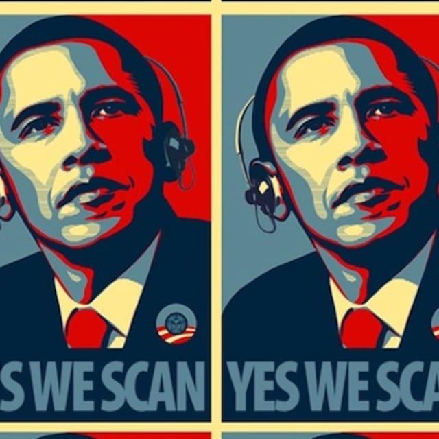 "Creator Of Obama ""Hope"" Poster Enjoys Hilarious NSA"