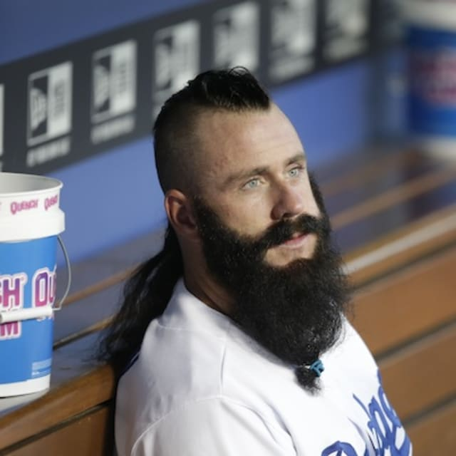 brian wilson won 39 t sign with the yankees because he refuses to shave his epic beard complex. Black Bedroom Furniture Sets. Home Design Ideas