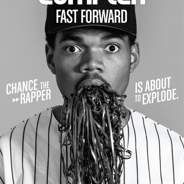 Chance The Rapper Covers Complex's October/November 2013
