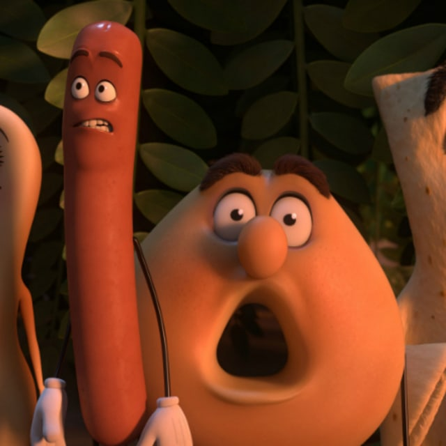 sausage party cinema city