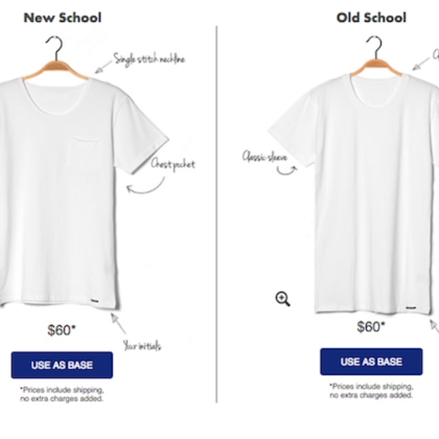 Design t shirts that actually fit well complex for Staples custom t shirts