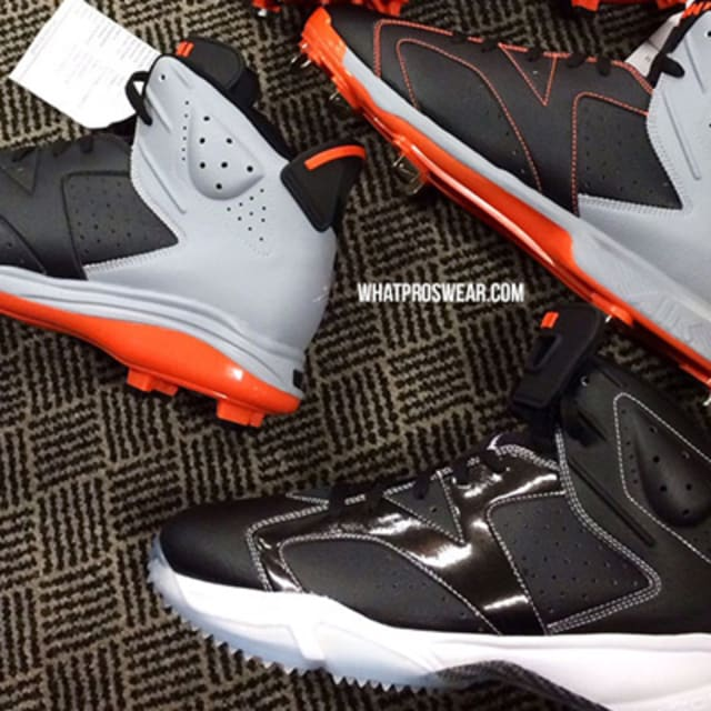 The Orioles' Manny Machado Has A Whole Slew Of Air Jordan ...