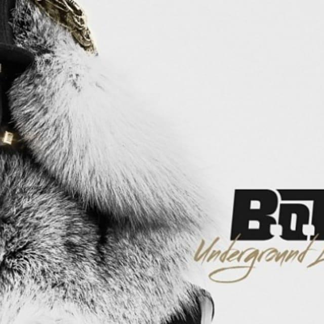 "B.O.B. Reveals ""Underground Luxury"" Album Cover"