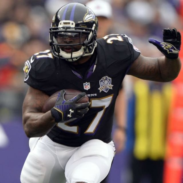 Terrance West Ravens Rb Reportedly Robbed Twice In One