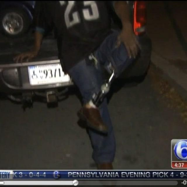 Drunk Eagles Fan Allegedly Steals Prosthetic Leg From
