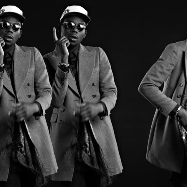 """Mr. Porter Styles and Profiles Theophilus London For """"The ..."""