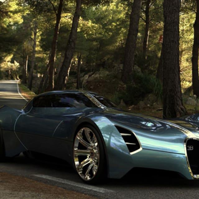 Gallery: Revisiting The 2025 Bugatti Aerolithe Concept