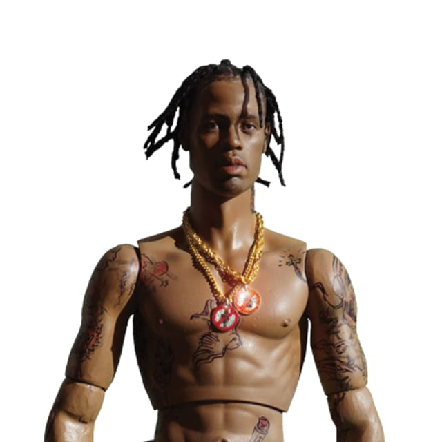 Travi Scott S Action Figure Is For Sale Will Set You