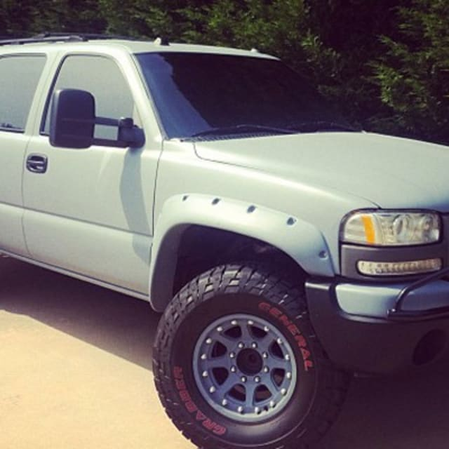 "Ludacris Has The GMC Truck From ""Fast Five"""