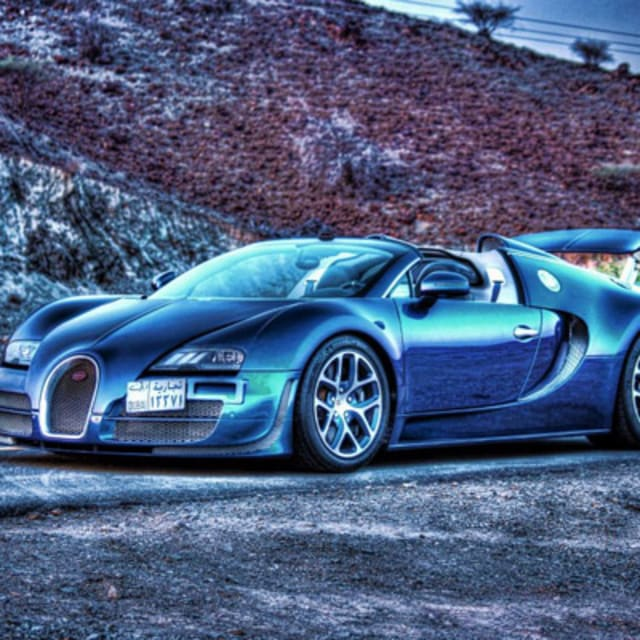 Bugatti's 50 Most Ticket-Inducing Photos On