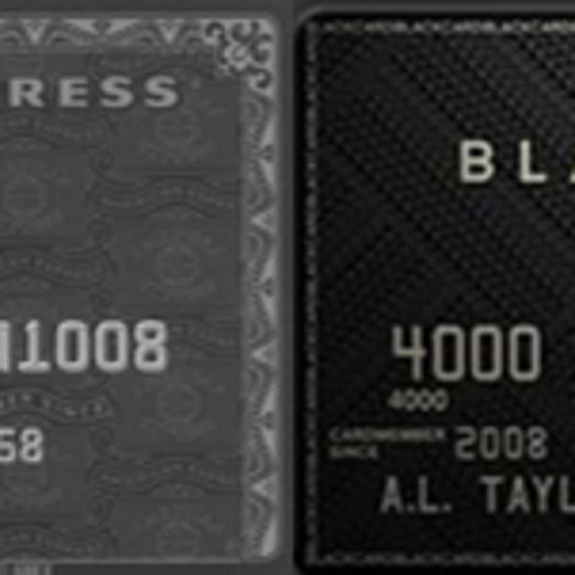 Black card showdown american express vs visa complex for American express mercedes benz credit card
