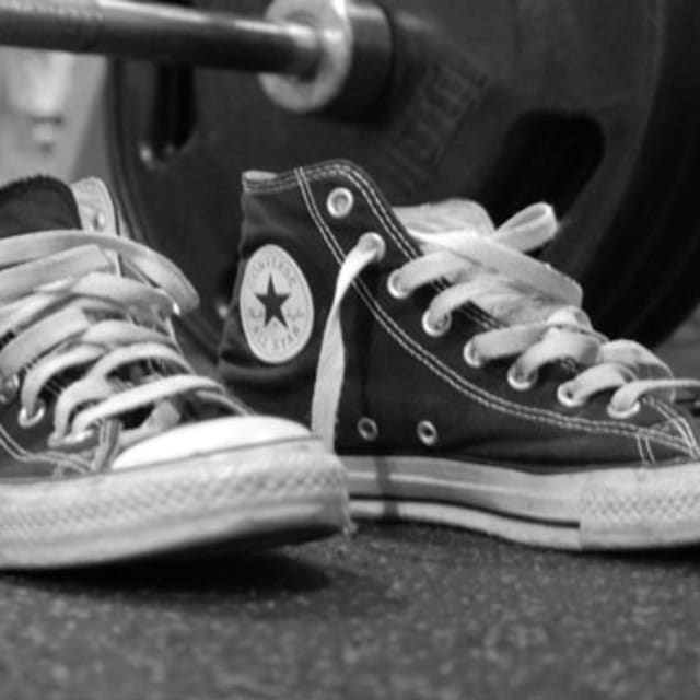 The Big Three Why Powerlifters Love Chuck Taylors Complex