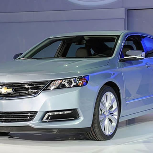 2014 Chevrolet Impala Base Price Revealed