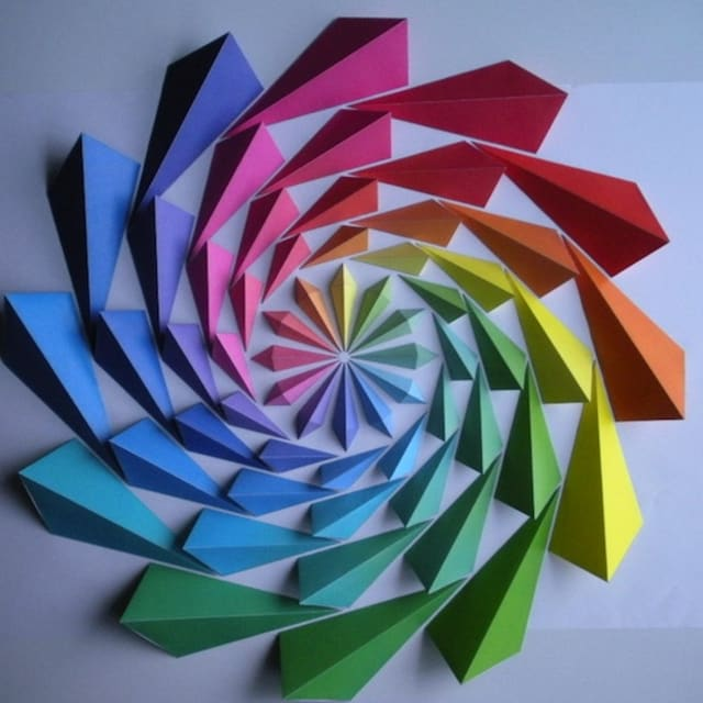 Kota Hiratsuka Makes Origami that Changes Shape in Front ... - photo#12