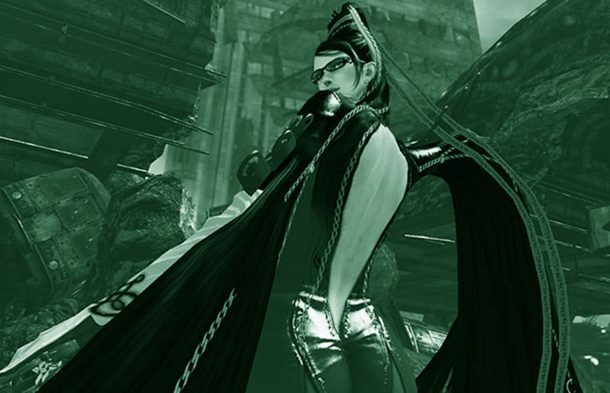 bayonetta the 11 best asses in video games complex