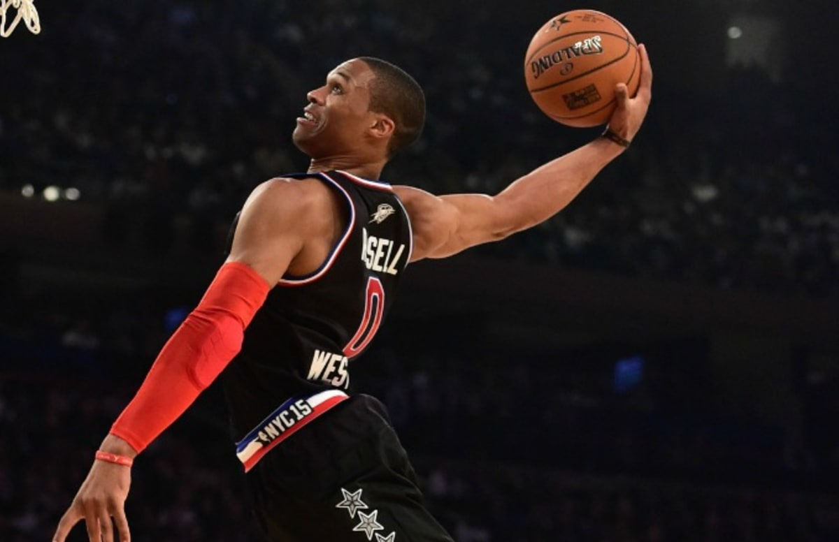 Russell Westbrook Thinks the All-Star Game Is Game 7 of the NBA Finals | Complex