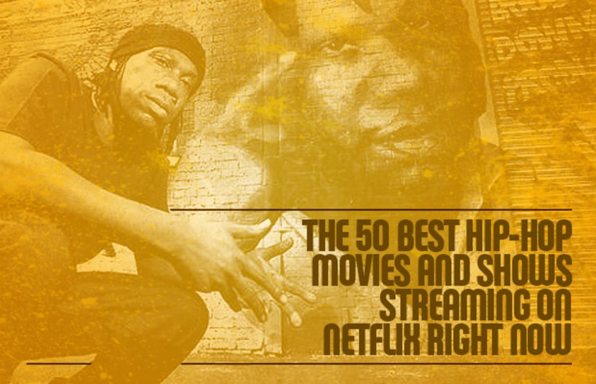 the 50 best hip hop movies and shows streaming on netflix right now complex. Black Bedroom Furniture Sets. Home Design Ideas