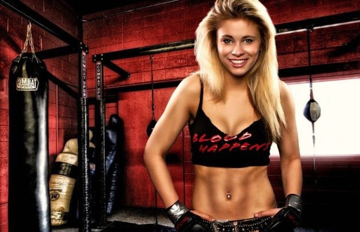 hottest women fighters nude