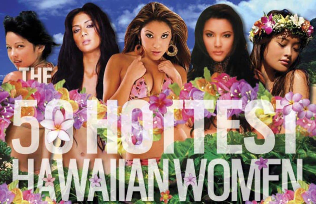 hottest nude girls of hawaii