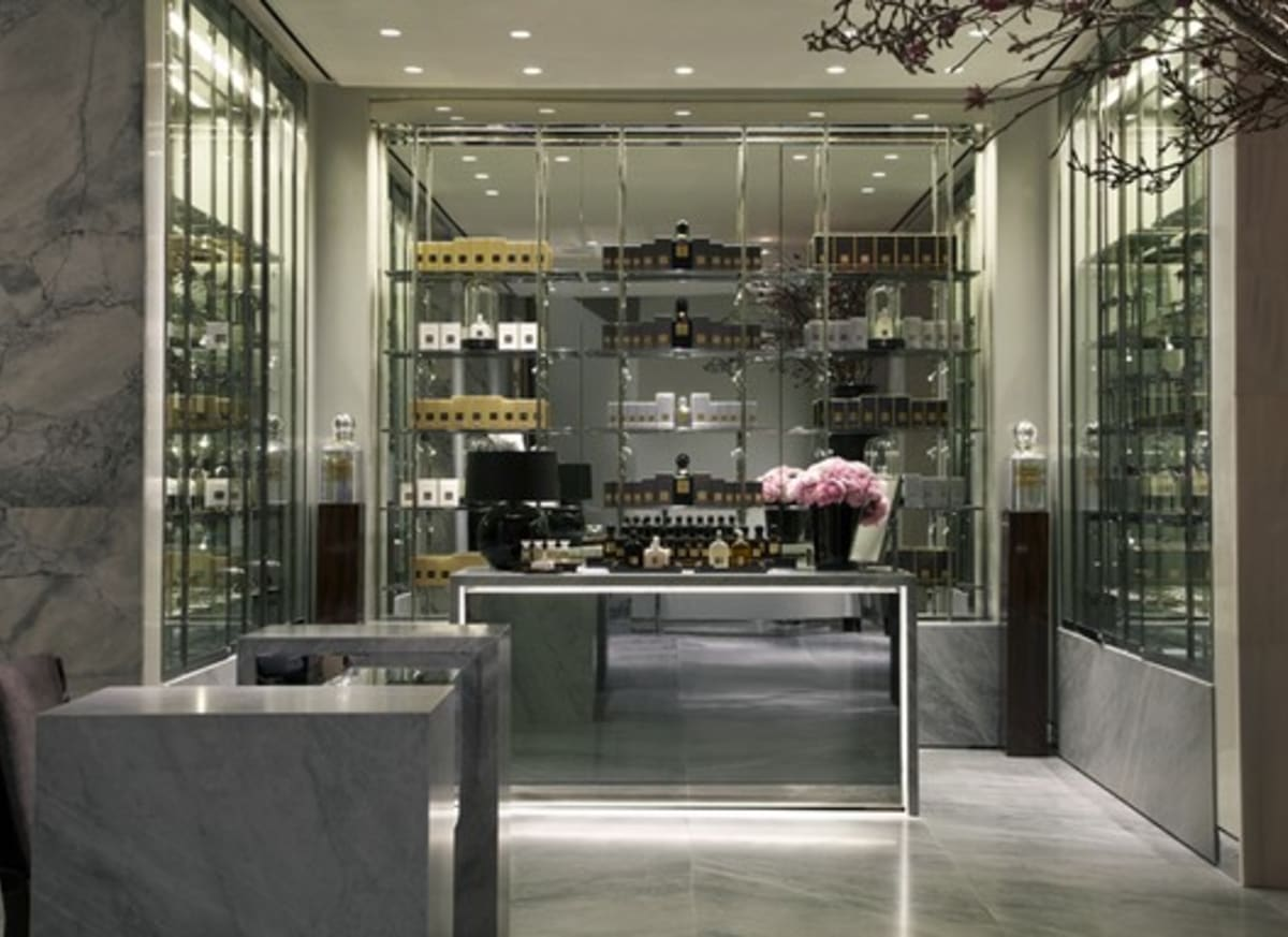 Retail Spotlight Tom Ford Los Angeles Complex