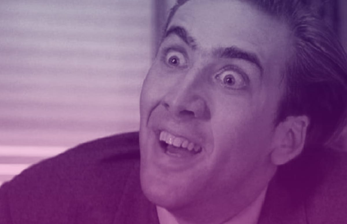 Funny Meme Faces Human : Stare down the funniest nicolas cage memes complex